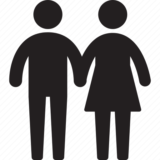 couple, familiar, family, love, man, parent, woman icon