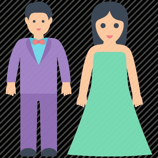 couple goals, happy couple, husband wife, newlywed couple, partners icon