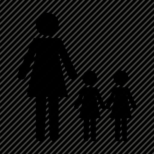 baby, child, children, family, parent icon