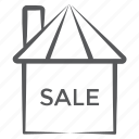 home for sale, house for sale, property for sale, real estate, sale house icon