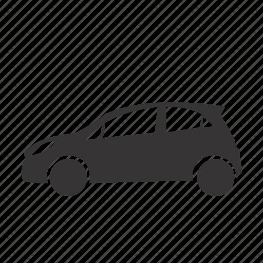 brio, car, family car, honda, small car, vehicle icon