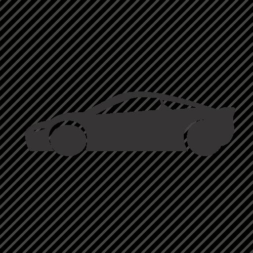 car, podra, sedan, sport car, vehicle, yamaha icon