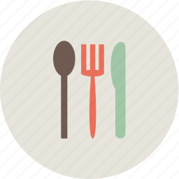 baby, child, family, fork, knife, spoon icon