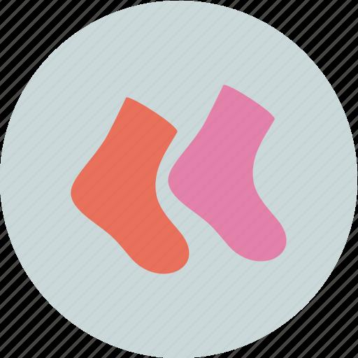 baby, child, family, sock icon