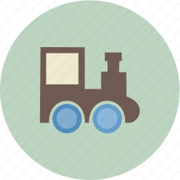 baby, child, family, train icon