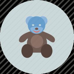 baby, bear, child, family icon