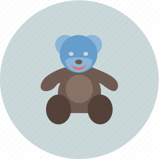baby, bear, child, family icon