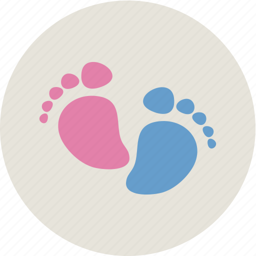 Baby, child, family, foot icon - Download on Iconfinder