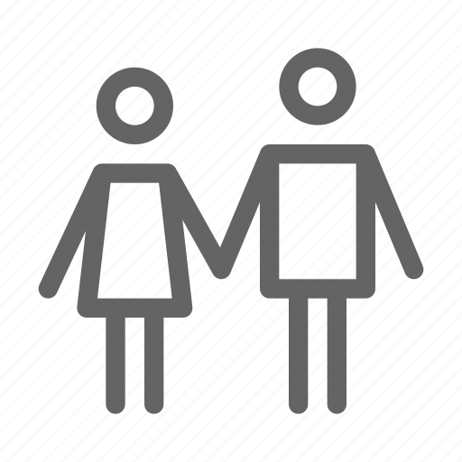 Couple, happy, husband, wife icon - Download on Iconfinder