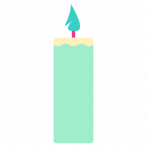 candle, candles, home, house, living, room icon