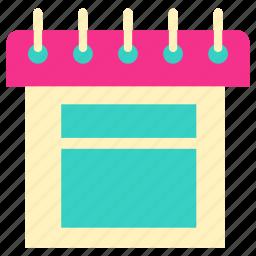calendar, calendar icon, home, house, living, room icon