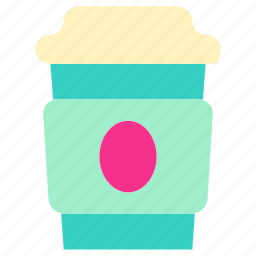 coffee, drink, home, house, living, room icon