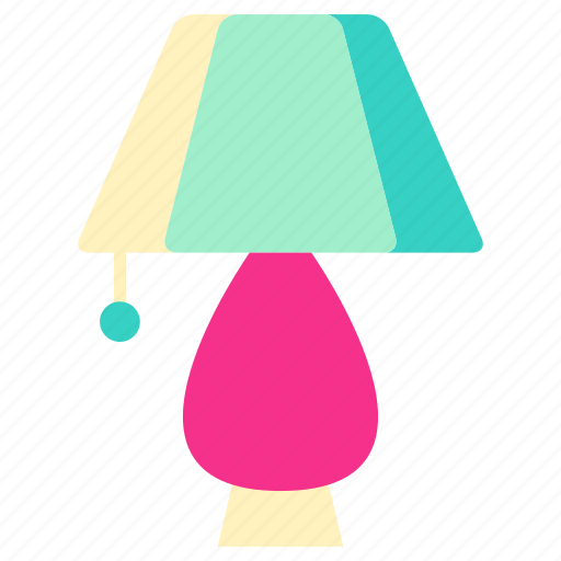 family, home, interior, lamp, lamp icon, living, room icon