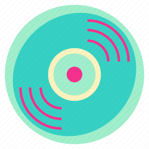 caset, disk, family, home, living, music, room icon