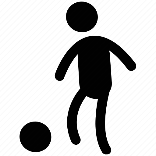 baby playing, child, football, kid playing icon