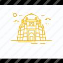 multan landmark, pakistan landmark, rukn e alam, saint tomb, sufi building icon