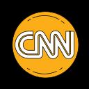 cnn, logo, media, network, orange icon