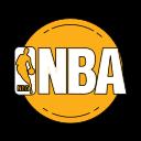 basketball, game, logo, nba, orange icon