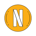 logo, media, multimedia, netflix, orange, play, tvseries icon