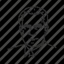 avatar, guy, man, old man, politician, president, richard nixon icon