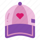 cap, clothing, fashion, hat icon