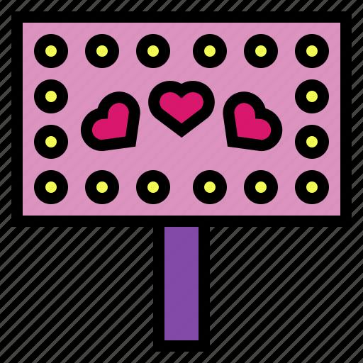 concert, festival, light, sign icon