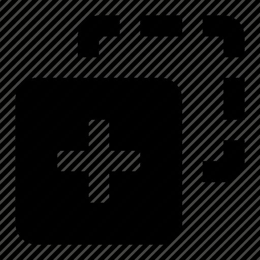 add, copy, create, duplicate, new icon