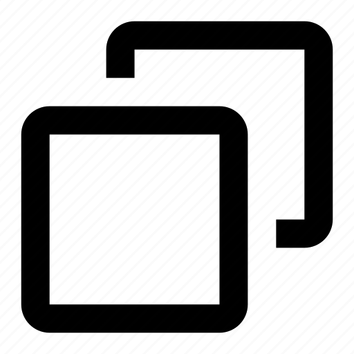 copy, duplicate icon