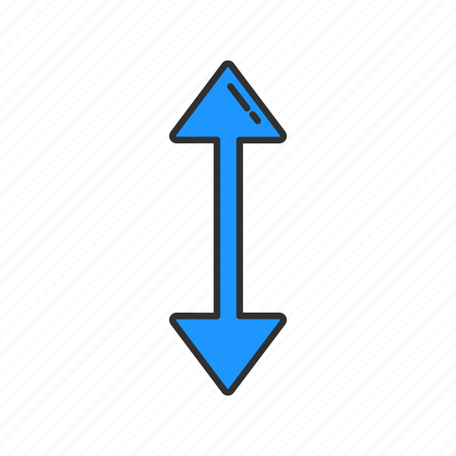 indicator, navigate, pointer, resize cursor icon