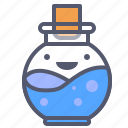 magic, meds, potion, treatment icon