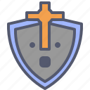 army, protection, shield, war icon