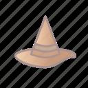 fantasy, hat, mage, magic, magician's hat icon