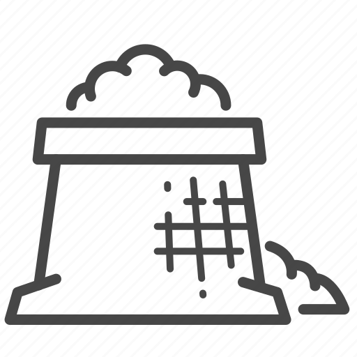 Agriculture, bag, cultivation, farm, sack, grain, havest icon - Download on Iconfinder