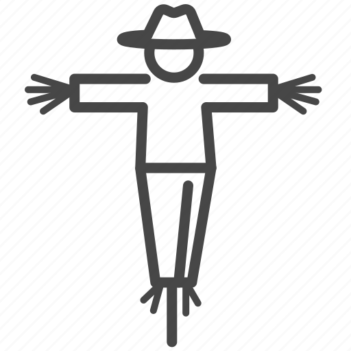 Agriculture, cultivation, farm, scarecrow, strawman icon - Download on Iconfinder