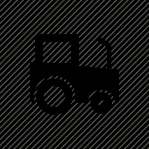 agriculture, farm, farming, garden, tractor icon