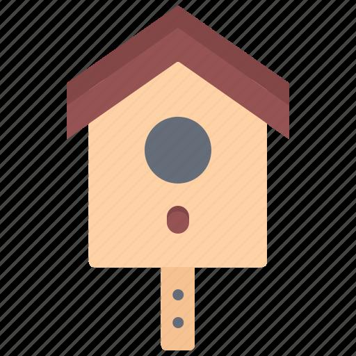 birdhouse, farm, farmer, garden, gardener, house icon