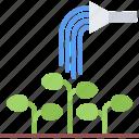 can, farm, farmer, garden, gardener, plant, watering icon