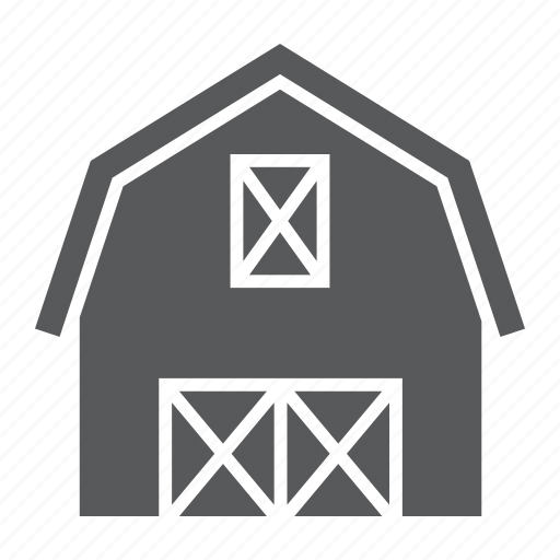 agriculture, barn, building, farm, farming, hangar, storage icon