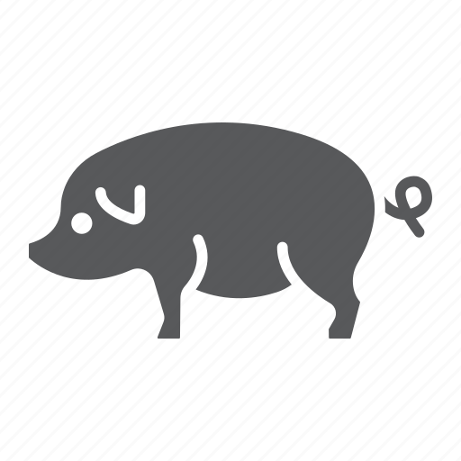 Agriculture, animal, farm, farming, meat, pig, pork icon - Download on Iconfinder