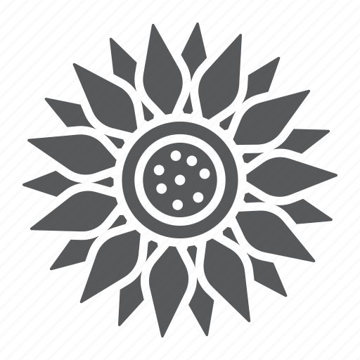 Agriculture, bright, farming, flower, oil, plant, sun icon - Download on Iconfinder
