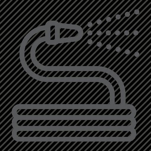 agriculture, drop, farm, farming, garden, hose, water icon