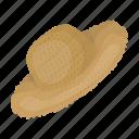 hat, farm, gardening, accessories, wide brimmed, equipment, straw