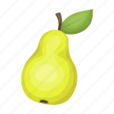 accessories, equipment, farm, fruit, gardening, inventory, pear icon
