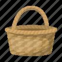 accessories, basket, equipment, farm, gardening, inventory