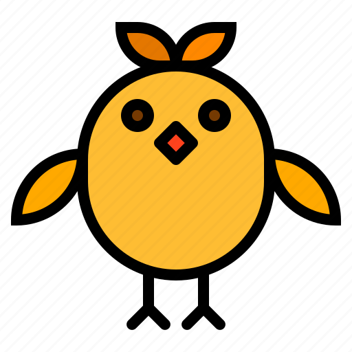 animal, chicken icon