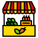stall, store icon