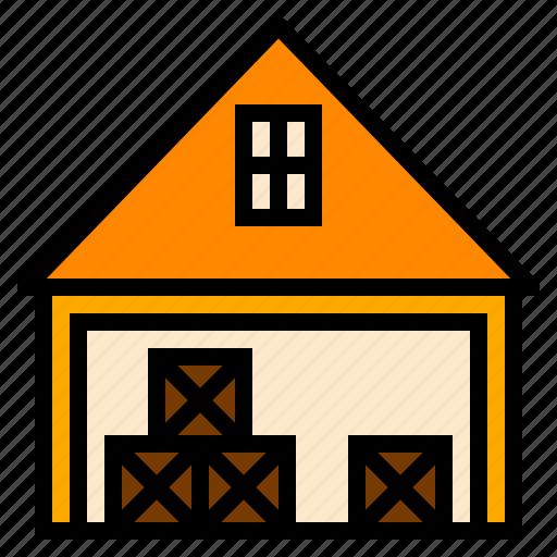 Goods, warehouse icon - Download on Iconfinder on Iconfinder