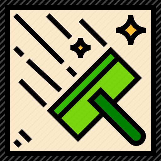 wipe, wiper icon