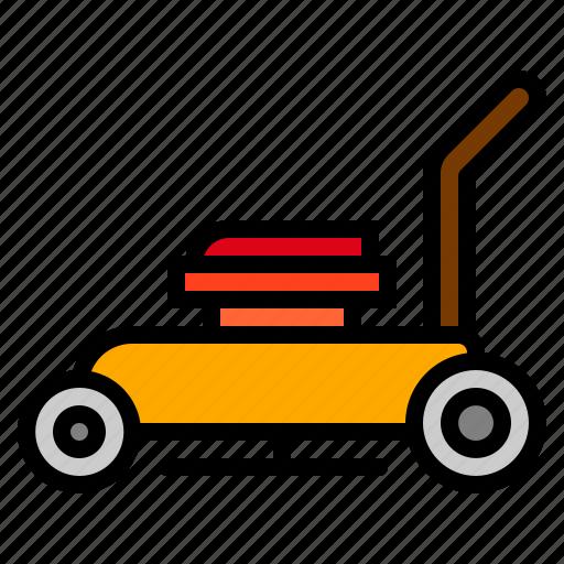 gardening, machine, mowers icon