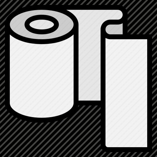 paper, tissue icon